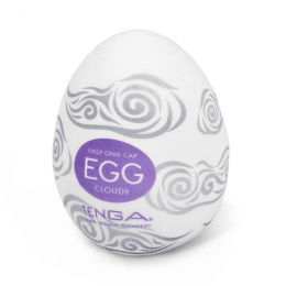 МАСТУРБАТОР ЯЙЦО TENGA EGG CLOUDY (ОБЛАКА)