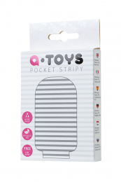 МАСТУРБАТОР POCKET STRIPY, 7,8СМ