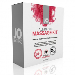 НАБОР ДЛЯ МАССАЖА JO ALL-IN-ONE MASSAGE KIT