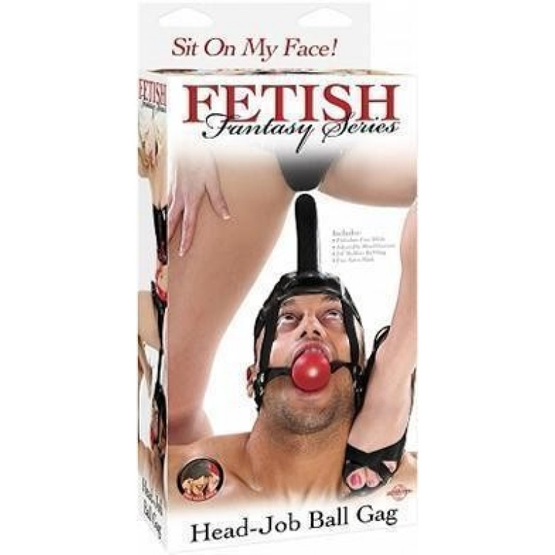 НАБОР HEAD-JOB BALL GAG в Кургане